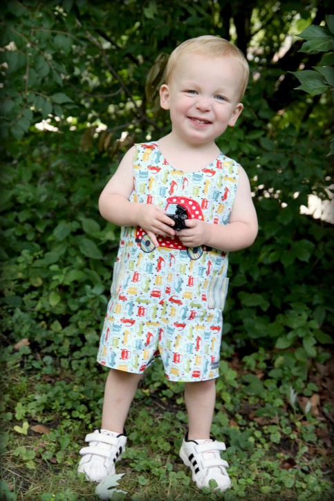 Little Boys Cars Birthday Party Outfit - www.thecottagemama.com