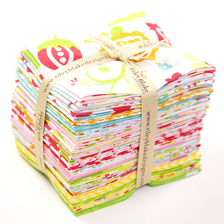 Simply Sweet from Riley Blake Designs Giveaway at The Cottage Mama. www.thecottagemama.com