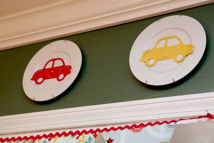 Toy Car Themed Boys Birthday Party from The Cottage Mama. www.thecottagemama.com