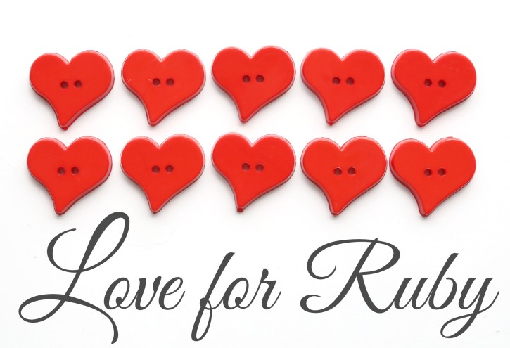 Love for Ruby: The Cottage Mama