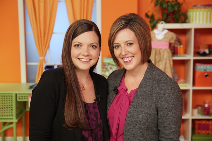 Sew It All TV - Lindsay Wilkes from The Cottage Mama. www.thecottagemama.com