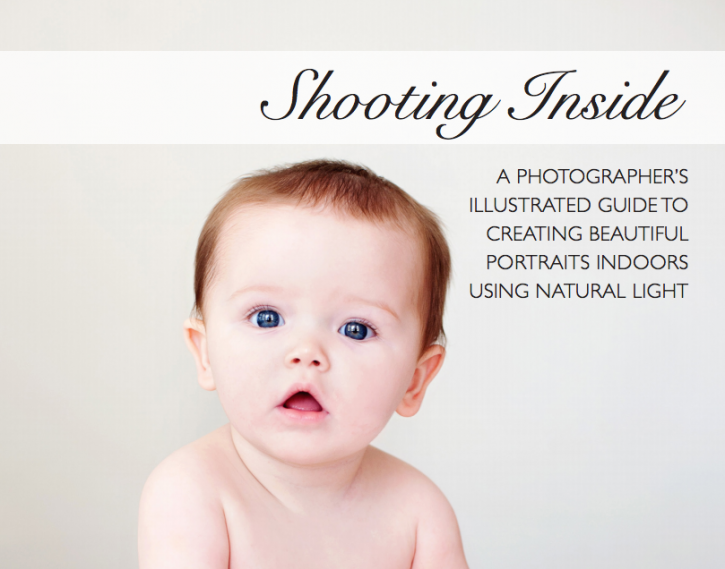 Indoor Shooting Guide by Amy Tripple and Heidi Peters. Review on The Cottage Mama. www.thecottagemama.com