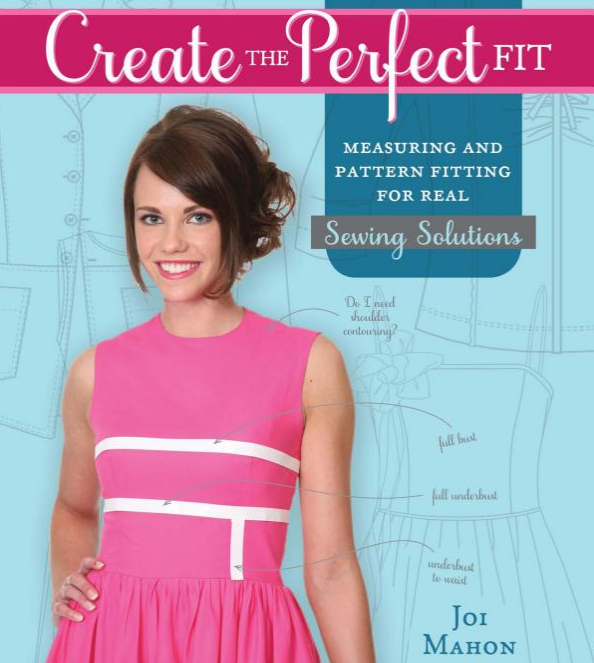 Create the Perfect Fit Book Review on The Cottage Mama. www.thecottagemama.com