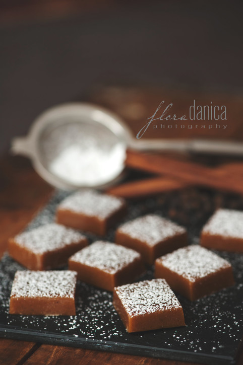Artisan Caramels Book Review and Giveaway on The Cottage Mama. www.thecottagemama.com
