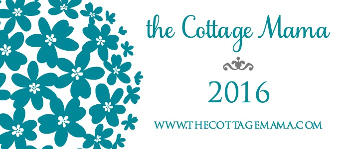 The Cottage Mama 2016 www.thecottagemama.com