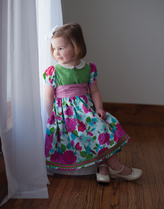 Sew Classic Clothes for Girls. The most AMAZING sewing pattern book for girls! The Cottage Mama