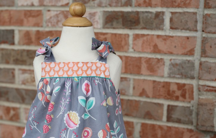 ab0cfb09508 A New Summer Picnic Dress - The Cottage Mama