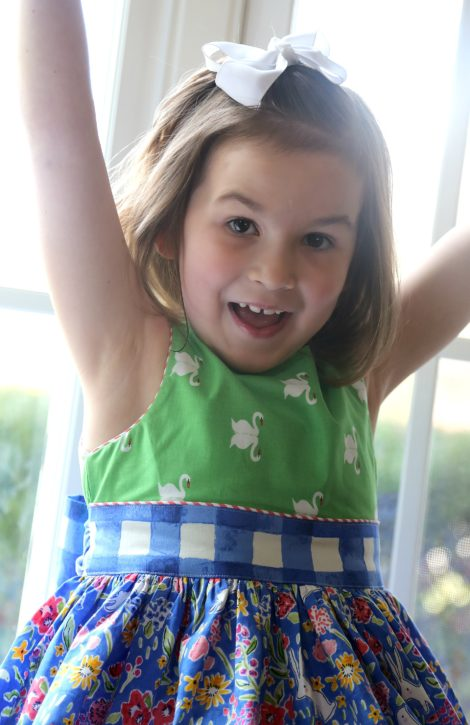 Happy Birthday Matilda Jane! The Cottage Mama