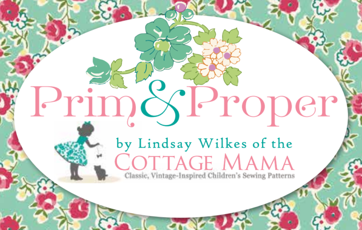 Prim and Proper Fabric by Lindsay Wilkes from The Cottage Mama for Penny Rose Fabrics / Riley Blake Designs