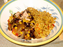 Crock Pot Recipe: Jamaican Jerk Pork Chops