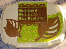 Baptism Gift Tutorial