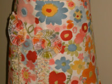 Little Girls Kitchen Apron Tutorial