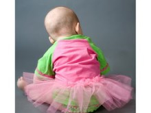 "Challenge Dress #3 – ""The Matilda Tutu Dress"""