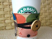 Reusable Coffee Sleeve Tutorial