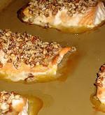 Honey-Dijon Pecan Crusted Salmon