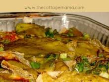 Avocado Enchilada Casserole Recipe