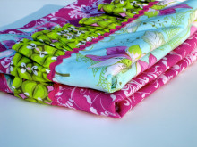 Sleepover Ruffle Pillowcase Tutorial