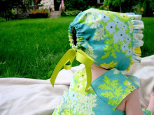 Ruffle Bonnet Tutorial