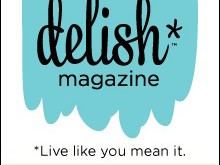 Fall Issue Delish Magazine – I'm a Contributor!