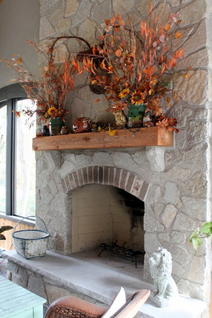 A Whimsical Fall Decorating Inspiration The Cottage Mama