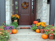 A Whimsical Fall: Decorating Inspiration