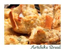 Baked Artichoke Bread