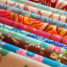 Fabric Organizers on The Cottage Mama. These are SO awesome!!