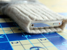 Felted I-Pod Cozy Tutorial