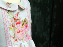 Dick and Jane Inspired Easter Dress – Bodice Tutorial