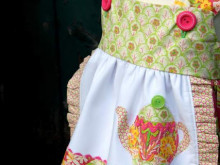 { Matilda's Birthday Dress – Tea For 2 Party }