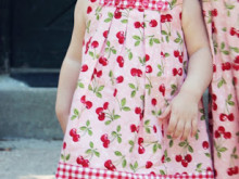 From Grandma with Love……..Cherry Picnic Dresses