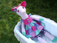 From Grandma with Love………Claira the Pig