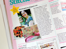 Sew Magazine: Blog of the Month