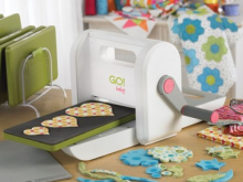 Accuquilt GO! Baby Fabric Cutter Giveaway