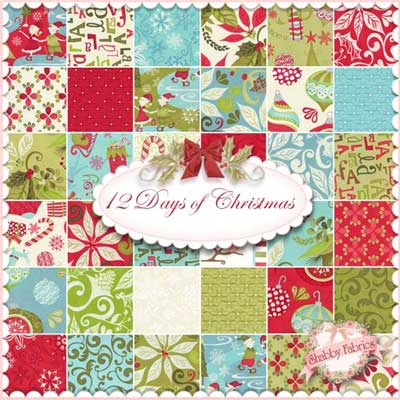 Blog Sponsor Giveaway Shabby Fabrics The Cottage Mama