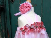 Halloween Costumes ~ Princess Witch and Princess Ballerina