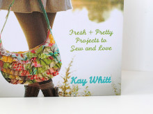 'Sew Serendipity Bags' by Kay Whitt ~ Book Review