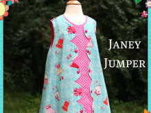 Sewing Patterns Blog Tour ~ Jess from Craftiness is not Optional
