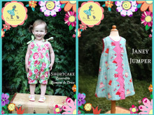 The Cottage Mama Sewing Patterns ~ Blog Tour