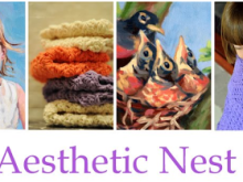 Sewing Pattern Blog Tour ~ Anneliese from Aesthetic Nest