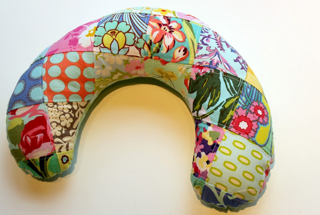 Neck Pillow Tutorial