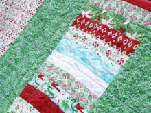 From Grandma with Love………A Christmas Quilt