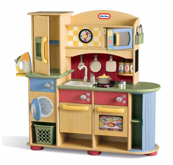 The cottage kids favorite toys age 2 through 4 the for Best kitchen set for 4 year old