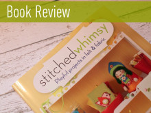 Stitched Whimsy by Heidi Boyd ~ Book Review