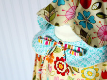 'Sunny Happy Skies' ~ Coordinating Sister Dresses