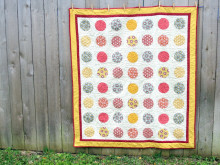 Will It Go Round In Circles? ~ Free Quilt Pattern and Tutorial ~ Part 1