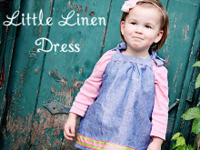 Little Linen Dress