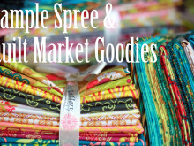 Sample Spree and Lots of Fun Goodies