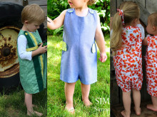 The Cottage Mama Sewing Pattern Blog Tour ~ Wrap Up!