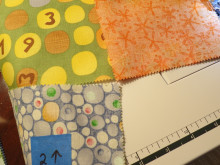 Charm Pack Baby Quilt Tutorial ~ Guess Whoooo Loves You?
